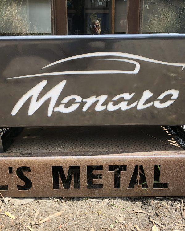 Monaro Fire Pit