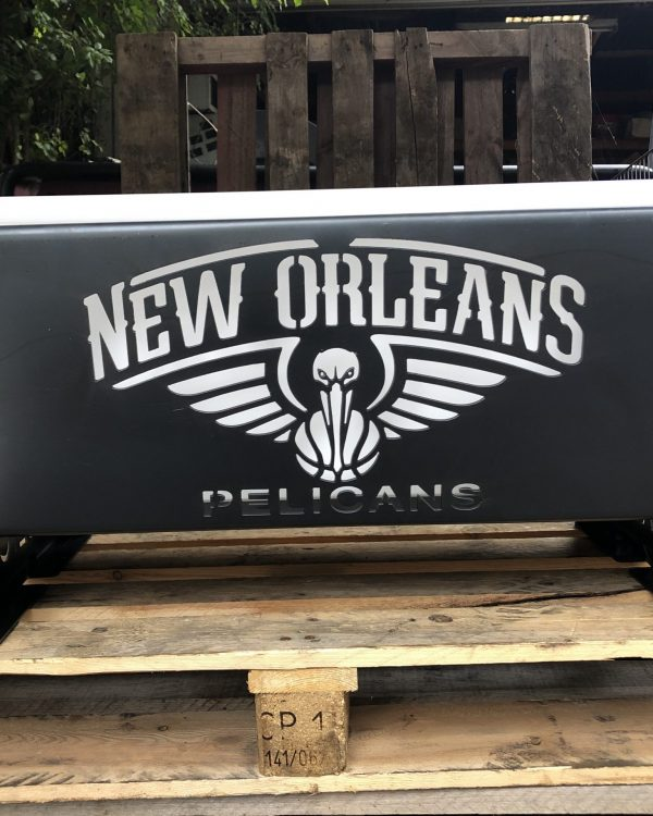 New Orleans Pelicans Fire Pit