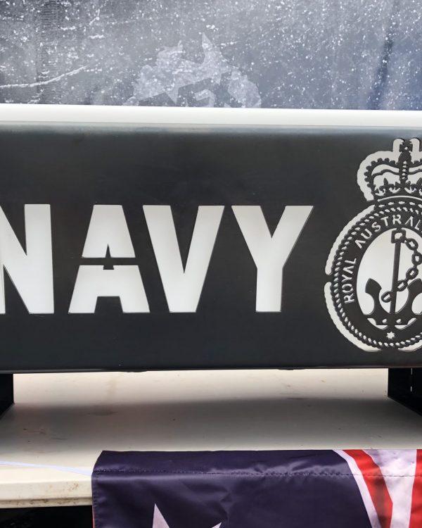 ANZAC Australian Navy Fire Pit